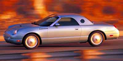 Used 2002 Ford Thunderbird in Huntington, New York | Unique Motor Sports. Huntington, New York