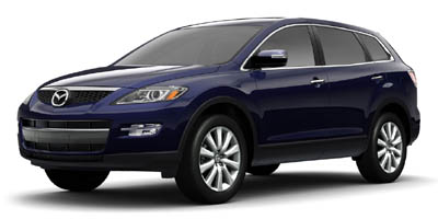Used 2008 Mazda CX-9 in Springfield, Massachusetts | Fast Lane Auto Sales & Service, Inc. . Springfield, Massachusetts