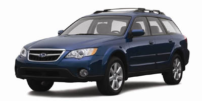 Used Subaru Outback 4dr H4 Auto 2.5i PZEV 2008 | Mike's Motors LLC. Stratford, Connecticut