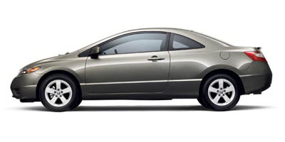 Used 2008 Honda Civic Cpe in Orange, California | Carmir. Orange, California