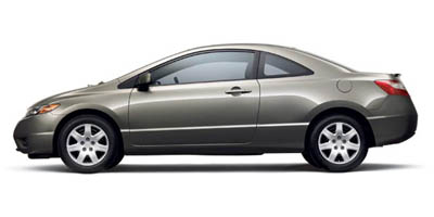 Used 2008 Honda Civic Cpe in Vernon, Connecticut | Vernon Garage LLC. Vernon, Connecticut