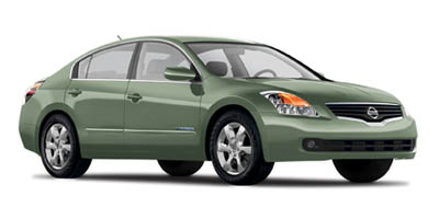 Used Nissan Altima 4dr Sdn I4 eCVT Hybrid 2008 | VIP on 6 LLC. Hampton, Connecticut