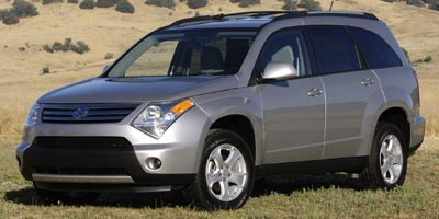 2008 Suzuki XL7 AWD 4dr Premium w/3rd Row, available for sale in New Britain, CT
