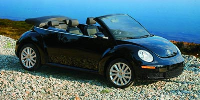 Used Volkswagen New Beetle Convertible 2dr Auto S PZEV 2008 | K and G Cars . New Britain, Connecticut