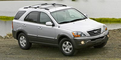 Used Kia Sorento 4WD 4dr LX 2008 | Cars With Deals. Lyndhurst, New Jersey