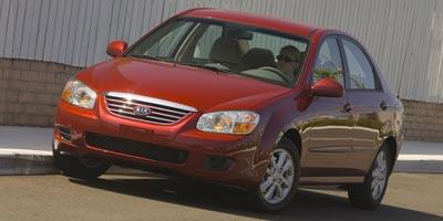 Used Kia Spectra 4dr Sdn Auto EX 2008   3 Points Auto Sales. Rock Hill, South Carolina