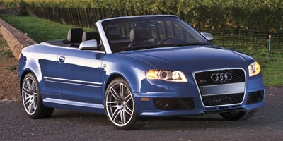 Used Audi RS 4 2dr Cabriolet 2008 | Alpine Motors Inc. Wantagh, New York