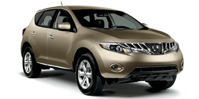 Used Nissan Murano 2WD 4dr S 2009 | Central A/S LLC. East Windsor, Connecticut