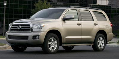 Used Toyota Sequoia 4WD 4dr LV8 6-Spd AT SR5 (Natl) 2008 | Classic Motor Cars. East Hartford , Connecticut