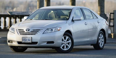 Used Toyota Camry 4dr Sdn I4 Auto (Natl) 2009 | J Z & A Auto Sales LLC. York, South Carolina