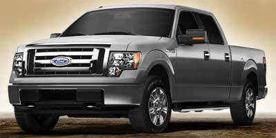 "Used Ford F-150 4WD SuperCrew 145"" Lariat 2009 
