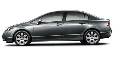 Used Honda Civic Sdn 4dr Auto LX 2009 | Central A/S LLC. East Windsor, Connecticut