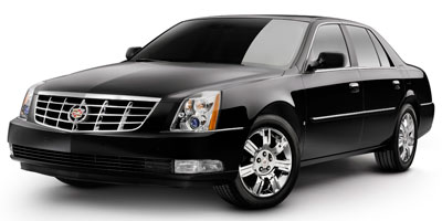 Used Cadillac DTS 4dr Sdn w/1SA 2009 | Central A/S LLC. East Windsor, Connecticut