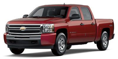 "Used Chevrolet Silverado 1500 4WD Crew Cab 143.5"" LS 2009 | M & A Motors. Huntington, New York"