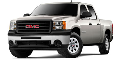 """Used GMC Sierra 1500 4WD Crew Cab 143.5"""" Work Truck 2011 