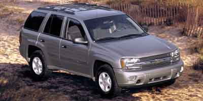 2002 Chevrolet TrailBlazer 4dr 4WD LS, available for sale in Springfield, Massachusetts | The Car Company. Springfield, Massachusetts