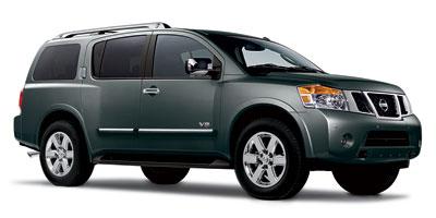Nissan Armada 4WD 4dr Platinum 2013