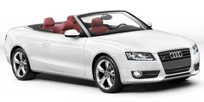 Used Audi A5 2dr Cabriolet Auto quattro Prestige 2010 | Vertucci Automotive Inc. Wallingford, Connecticut