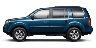 Used Honda Pilot 4WD 4dr EX-L 2010 | Atlantic Used Car Sales. Brooklyn, New York