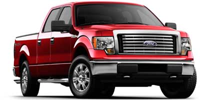 "Used Ford F-150 4WD SuperCrew 145"" FX4 2010 