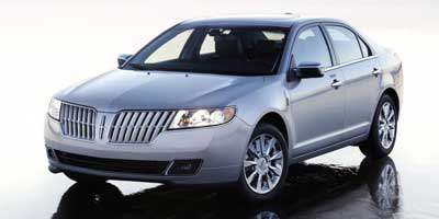 Used Lincoln MKZ 4dr Sdn AWD 2009 | Cos Central Auto. Meriden, Connecticut