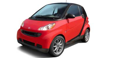 Used Smart fortwo 2dr Cpe Pure 2009 | Franklin Motors Auto Sales LLC. Hartford, Connecticut