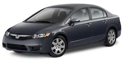 Used 2010 Honda Civic Sdn in Brooklyn, New York | Atlantic Used Car Sales. Brooklyn, New York