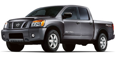 Used Nissan Titan 4WD Crew Cab SV 2011 | M C Auto Outlet Inc. Colby, Kansas