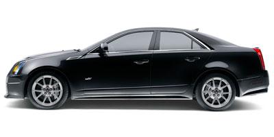 Used Cadillac CTS-V Sedan 4dr Sdn 2011 | MP Motors Inc. West Babylon , New York