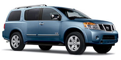 Used Nissan Armada 4WD 4dr SL 2013 | Apex Auto. Selden, New York