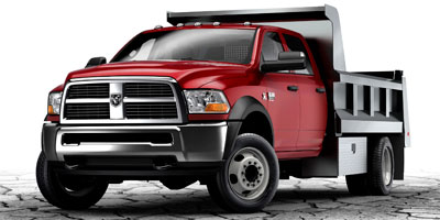 "Used Ram 5500 4WD Reg Cab 204"" WB 120"" CA SLT 2011 