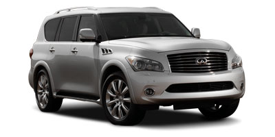 Used INFINITI QX56 2WD 4dr 8-passenger 2012 | 3 Points Auto Sales. Rock Hill, South Carolina