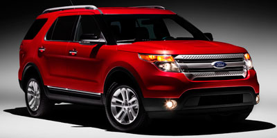 Used 2012 Ford Explorer 4WD XLT w/Leather in Queens, New York