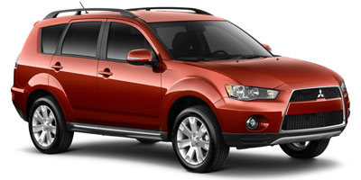 Used 2011 Mitsubishi Outlander in Brooklyn, New York | Atlantic Used Car Sales. Brooklyn, New York
