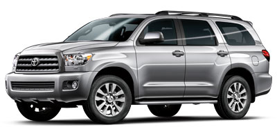 Used Toyota Sequoia 4WD LV8 6-Spd AT Ltd (Natl) 2011 | Longmeadow Motor Cars. ENFIELD, Connecticut
