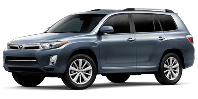 2012 Toyota Highlander Hybrid 4WD 4dr Limited (Natl), available for sale in New Haven, CT