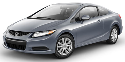 Used 2012 Honda Civic Cpe in Queens, New York