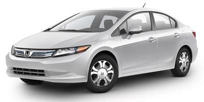 Used Honda Civic Hybrid 4dr Sdn L4 CVT w/Navi & Leather 2012 | Boss Auto Sales. West Babylon, New York
