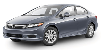 Used Honda Civic Sdn 4dr Auto EX-L 2012 | Performance Motorcars Inc. Wappingers Falls, New York