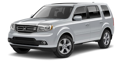 Used Honda Pilot 4WD 4dr EX-L w/Navi 2012 | Northeast Motor Car. Hamden, Connecticut