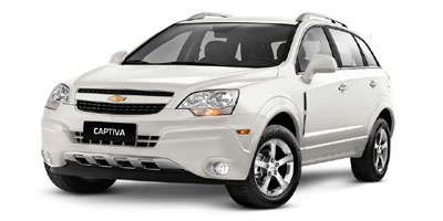 Used 2012 Chevrolet Captiva Sport Fleet in Colby, Kansas | M C Auto Outlet Inc. Colby, Kansas