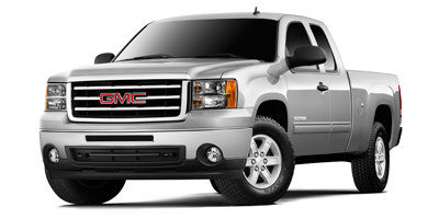Used GMC Sierra 1500 4WD Ext Cab 143.5