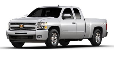 "Used Chevrolet Silverado 1500 4WD Ext Cab 143.5"" LTZ 2013 | Searsport Motor Company. Searsport, Maine"