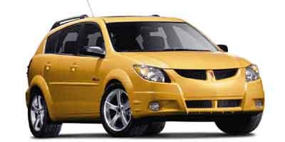 Used Pontiac Vibe 4dr HB 2003   Matts Auto Mall LLC. Chicopee, Massachusetts