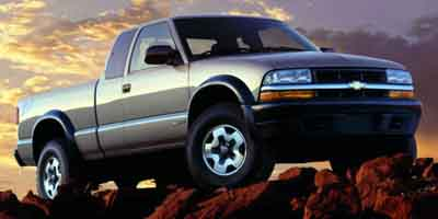 """Used Chevrolet S-10 Ext Cab 123"""" WB 2002 