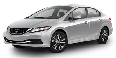 Used Honda Civic Sdn 4dr Auto EX 2013 | Performance Motorcars Inc. Wappingers Falls, New York