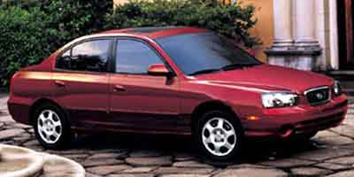 2002 Hyundai Elantra 4dr Sdn GLS Auto, available for sale in Wallingford, Connecticut | G&M Auto Sales. Wallingford, Connecticut