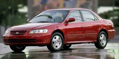 Used Honda Accord Sdn V6 w/Leather 2002 | M&M Motors International. Clinton, Connecticut