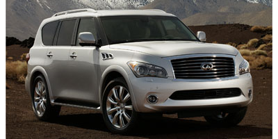 Used 2013 INFINITI QX56 in Union, New Jersey | Autopia Motorcars Inc. Union, New Jersey