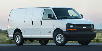"Used Chevrolet Express Cargo Van RWD 2500 135"" 2015 